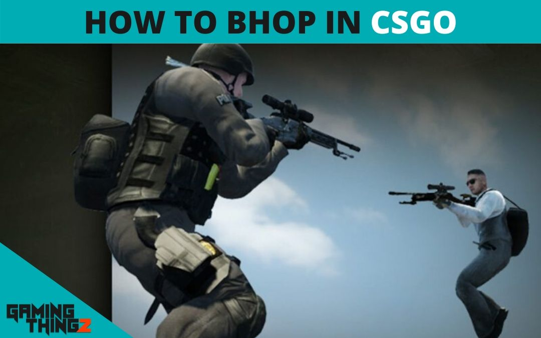 How to BHOP in CSGO!