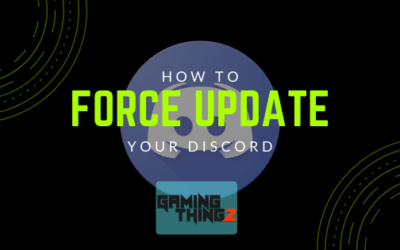 How to Force Update Your Discord