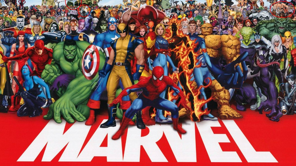 Top 10 Marvel Games of All Time 1