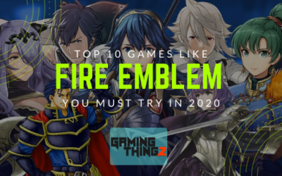Top 10 Games Like Fire Emblem You Must Try in 2020
