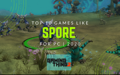 Top 10 Games Like Spore for PC   2020