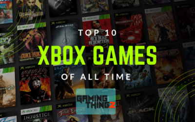 10 Best Xbox 360 Games of All Time