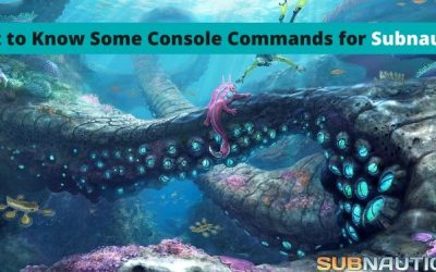 Want to know some console commands for Subnautica?