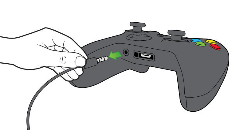 Xbox One Controller Headphone Jack not Working
